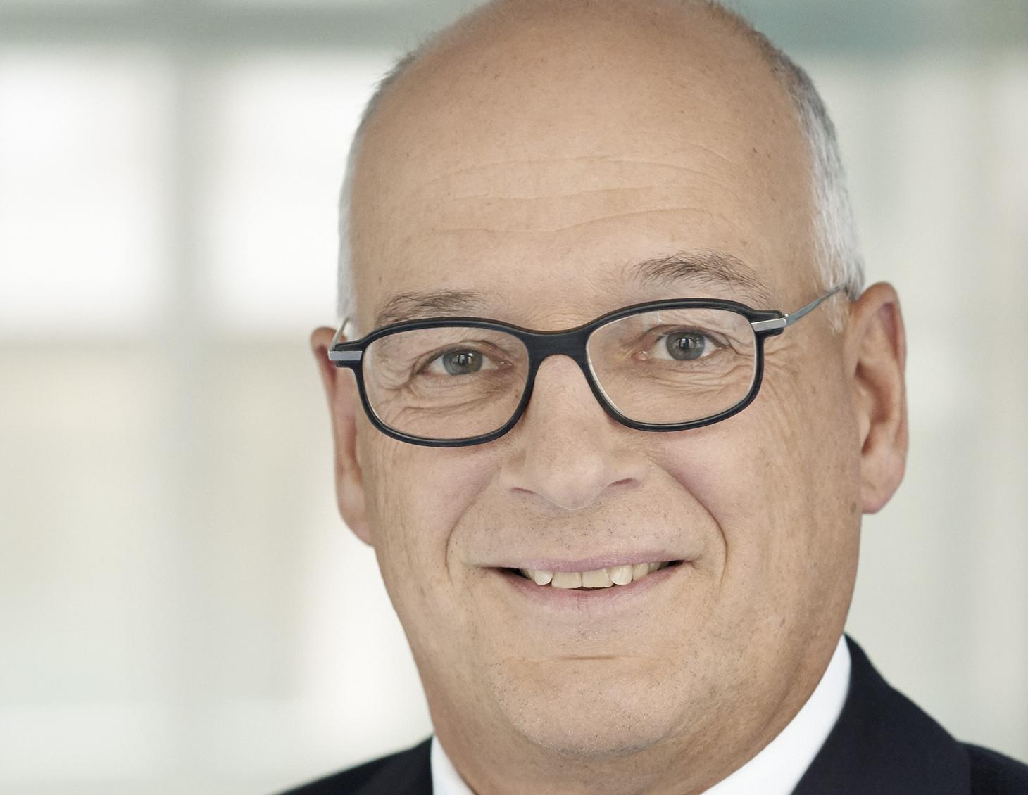 Martin H. Bidermann, Partner Rahn+Bodmer Co.
