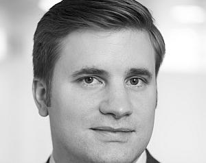 Porträt von Dominik Gasche, Kundenberater bei Rahn+Bodmer Co.