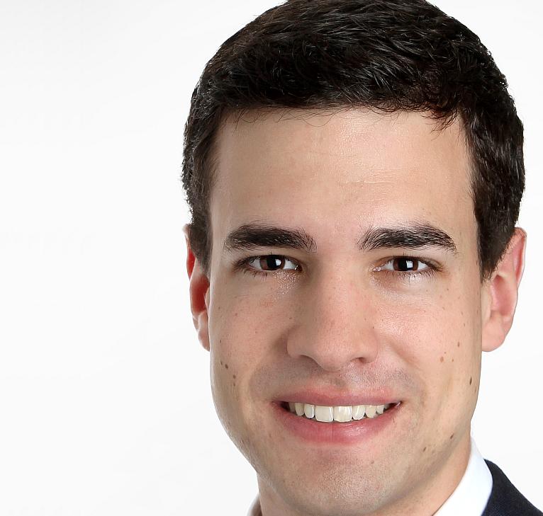 Simon Rahn, Sohn von Christian Rahn, Partner Rahn+Bodmer Co.
