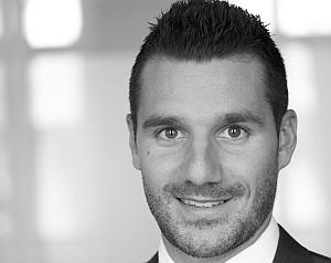 Antoine Diserens, Finanzanalyst bei Rahn+Bodmer Co.