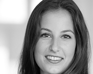 Valerie Vögeli Kundenberaterin bei Rahn+Bodmer Co.
