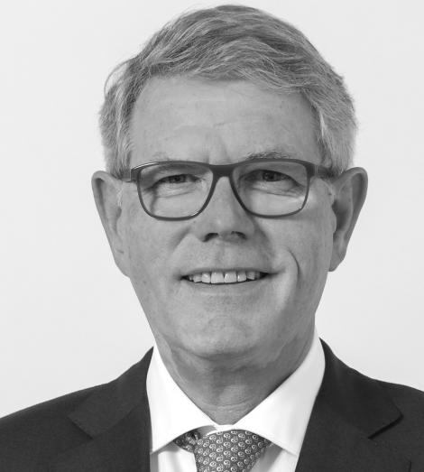 Albert M. Bahny, Chairman Geberit AG