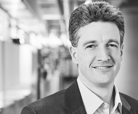 Marc von Waldkirch, CEO Sensirion