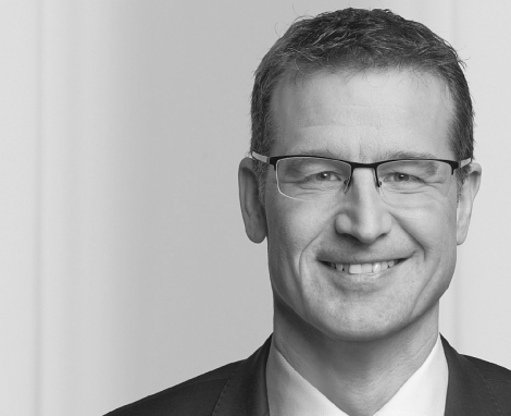 Adrian Widmer CFO Sika Group