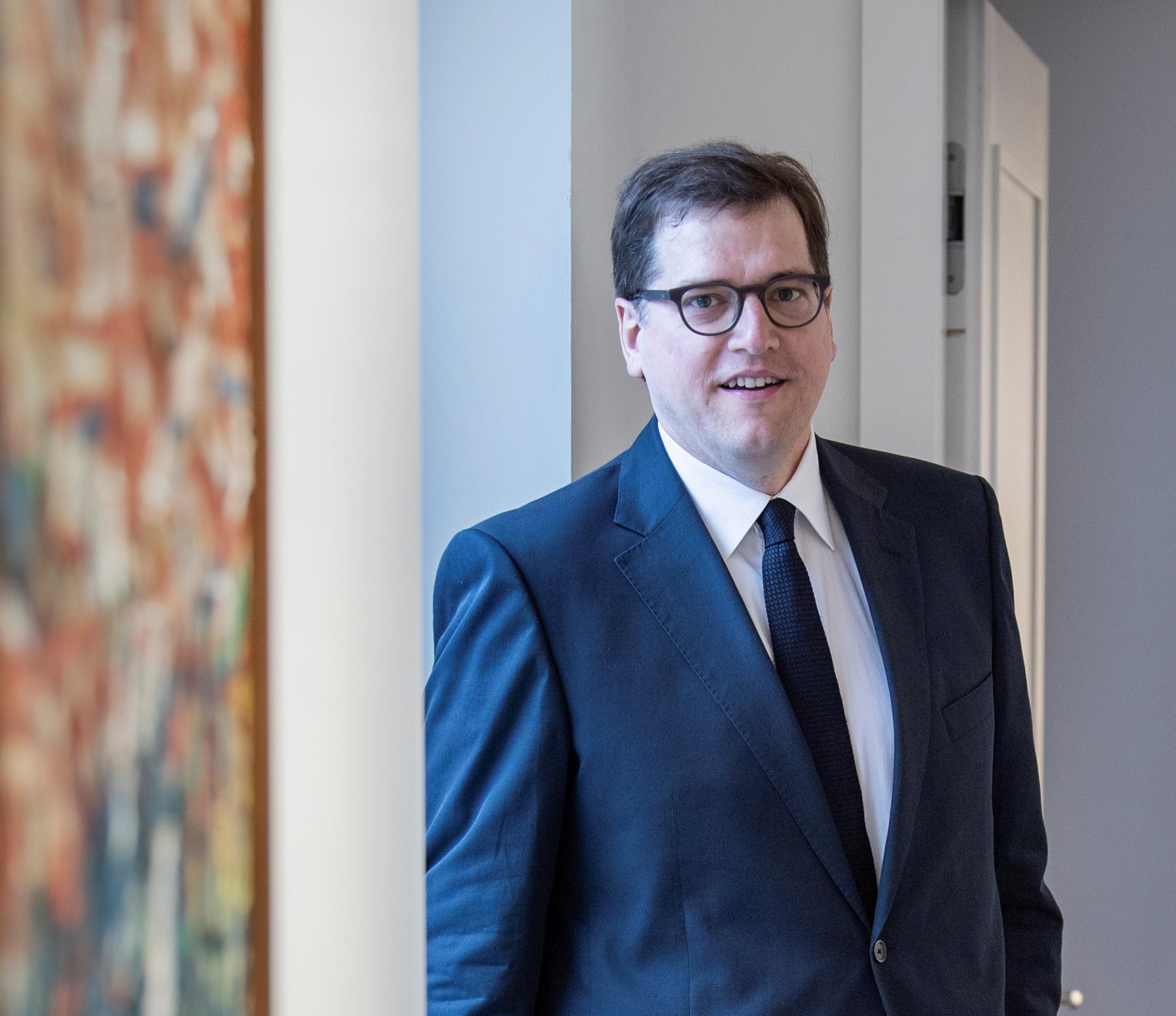 James Koch, Partner und Executive Director, Hauser % Wirth Gallery